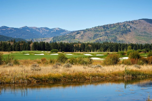 3 Creek Ranch Golfcourse