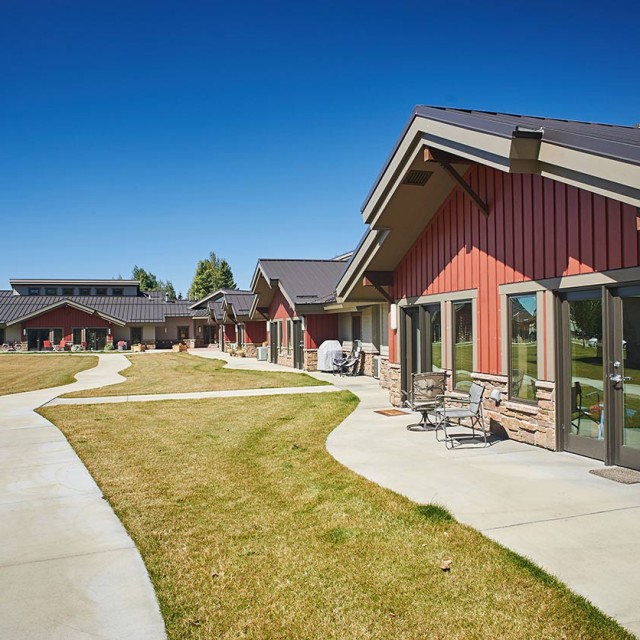 Sublette Center Independent Living Facility